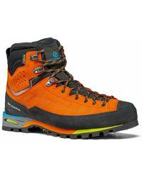 SCARPA Zodiac Tech Shoes Naranja
