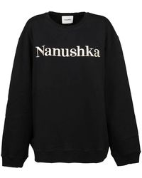 Lanvin Sweatshirt - Zwart