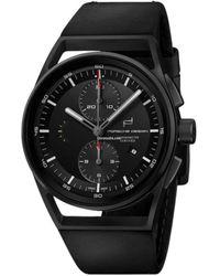 Porsche Design Chronotimer watch - Nero