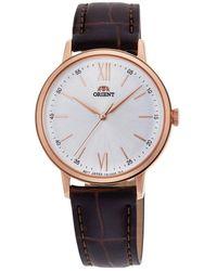 Orient Watch Ra-Qc1704S10B - Gelb