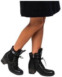 Replay Boots - Zwart