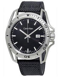 Calvin Klein Watch - Zwart