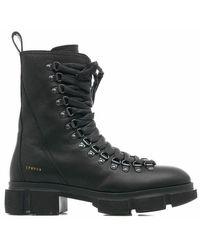COPENHAGEN Ankle Boots Cph559 12 - Zwart