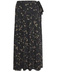 Soaked In Luxury Consuela Skirt - Zwart