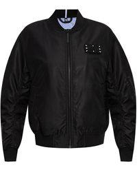 Moschino No. 0 Jacket - Zwart