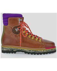 Etro Boots Marrón