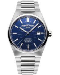 Frederique Constant Highlife watch - Bleu