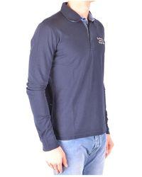 Fred Mello Polo shirt Azul