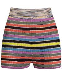 M Missoni Shorts - Grijs