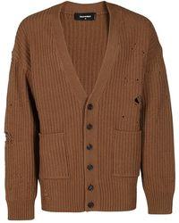 DSquared² Sweaters - Bruin