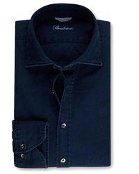 Stenströms Overhemd - Blauw