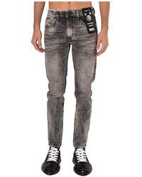 DIESEL - Jeans Jogg Strukt 5 Tasche - Lyst