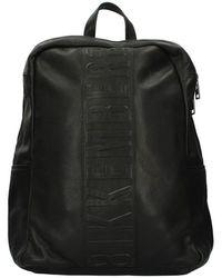 Bikkembergs Backpack E2apwe230045 - Zwart