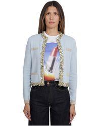 Lanvin Sweater - Blauw