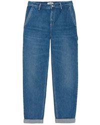 Carhartt WIP Pierce Pants - Blau