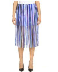 Jijil Skirt - Blu