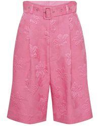 Custommade• Rodina Shorts - Roze