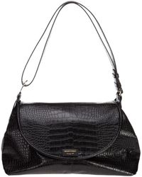 Emporio Armani Women's Shoulder Bag Hobo - Zwart