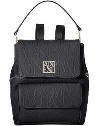 Armani Exchange Backpack - Noir