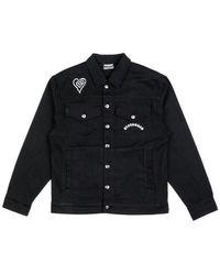 Pleasures Manson Trucker Jacket - Zwart