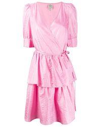 Baum und Pferdgarten Akiima Dress In Rose-pink Polyester - Roze