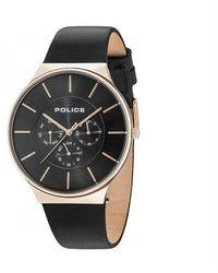 Police Watches P15044jsr02 - Zwart
