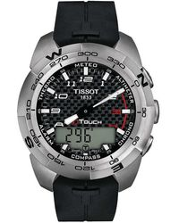 Tissot T-Touch Expert Watch - Schwarz