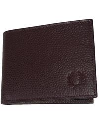 Fred Perry Wallet - Marrón
