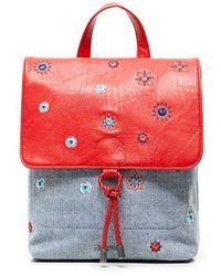 Desigual Bag - Azul