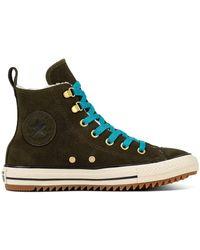 Converse All Stars Hiker Boot 162478c - Groen