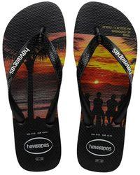Havaianas Sandals - Zwart