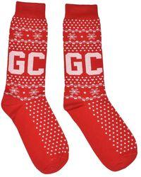 Gcds Socks - Rood