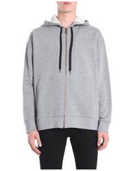 N°21 Hooded Sweasthirt - Gris