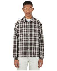 ERL Flannel Shirt - Bruin