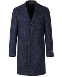 Canali Coat - Blauw