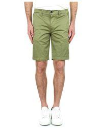 Re-hash Bb3223895899 Bermuda Shorts - Groen