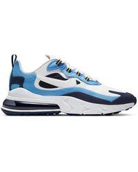 Nike Sneakers Airmax270react - Blauw