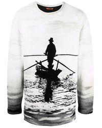 Barena Sweater Mau34002636 - Wit