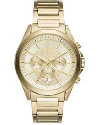 Armani Exchange - Watch Ax2602 - Lyst
