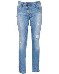Please Jeans - Blauw