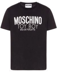 Moschino - Maglietta Toy Boy - Lyst