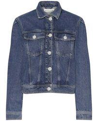 Custommade• Jacket Yoel X Jakker - Blauw