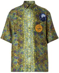 Burberry Shirt - Groen