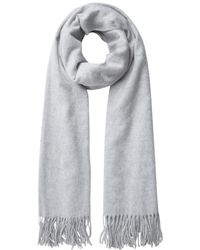 Pieces Wool Dress - Grigio