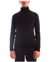 Patrizia Pepe 5m1252 / A124 Jersey - Zwart