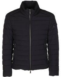 Moorer Coat - Zwart