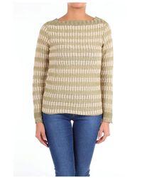 Eleventy 980ma0516 Sweatshirt - Naturel