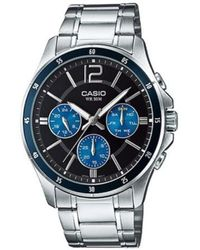 G-Shock Watch Mtp-1374d-2a - Grijs