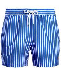 Polo Ralph Lauren Swimming Trunks - Blauw