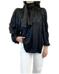 Balenciaga Bluse - Zwart